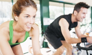 Advantage Sports Complex: Up to 79% Off 10 Yoga or Spin Classes at Advantage Sports Complex