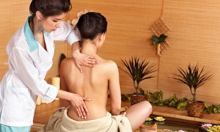 One or Two 60-Minute Thai, Deep-Tissue, or Swedish Massages at Rutsamee Thai Spa BodyWork (Up to 51% Off)