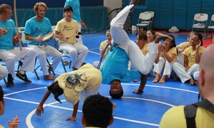 Ventura County Capoeira: $35 for $100 Groupon — Ventura County Capoeira