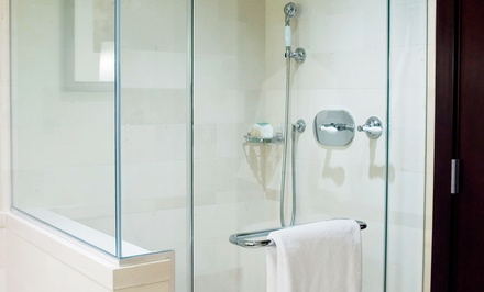 Complete Tub and Shower System or Complete Bathroom Remodel from Bath Planet (Up to 94% Off). Three Options Available.