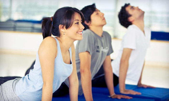 TBC24 Fitness Center - South Lakeland: 10 or 20 Yoga or Boot-Camp Group Fitness Classes at TBC24 Fitness Center in Lakeland (Up to 73% Off)