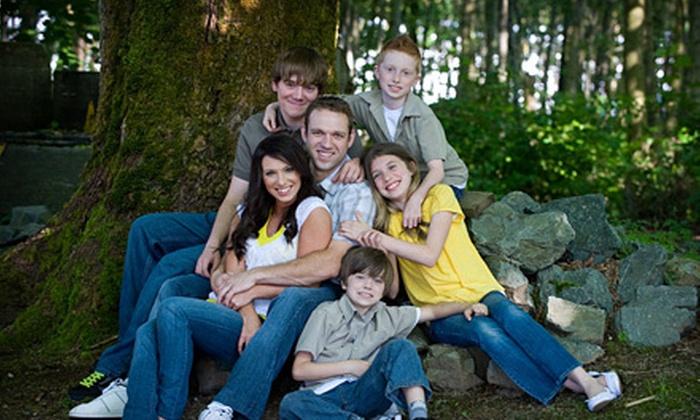 Imagemakers Photography Studio - Imagemakers Photography Studio: Family or Grad Photography Package at Imagemakers Photography Studio (Up to 79% Off)