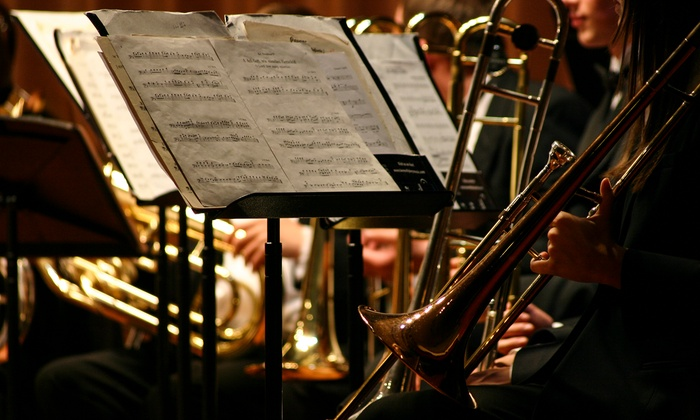The Omaha Brass Ensemble - Strauss Performing Arts Center Recital Hall at the University of Nebraska at Omaha: The Omaha Brass Ensemble at Strauss Performing Arts Center Recital Hall on February 3 (Up to 47% Off)