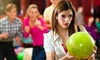 Old Mountain Lanes and Walnut Hill Bowl - Multiple Locations: Two-Hour Bowling Package for 6 or 12 at Old Mountain Lanes & Walnut Hill Bowl (Up to 56% Off)