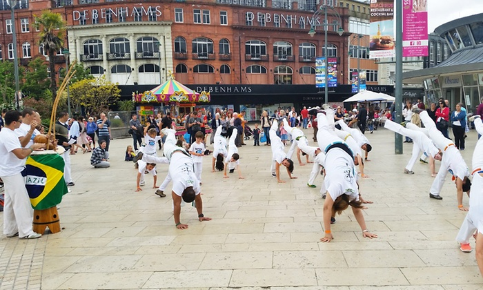 Brazilian Capoeira Martial Arts Classes: Five, Ten or 15 from £5.95 at Capoeira Origens do Brasil (Up to 88% Off)