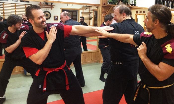 Tampa Quest Martial Arts - Tampa Quest Martial Arts: One Month of Martial Arts Classes for One or Two Adults at Tampa Quest Martial Arts (Up to 71% Off)