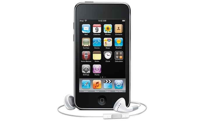 8GB, 32GB, or 64GB Apple iPod Touch: 8GB, 32GB, or 64GB Apple iPod Touch (Refurbished) (Up to Half Off). Free Shipping and Returns.