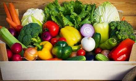 Home-Delivered Produce and Farm-Fresh Goods from Papa Spud's (Up to 48% Off).