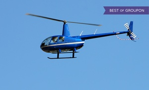 Helicopters Northwest: $141.99 for a Private Seattle Helicopter Tour for Up to Three People from Helicopters Northwest ($270 Value)