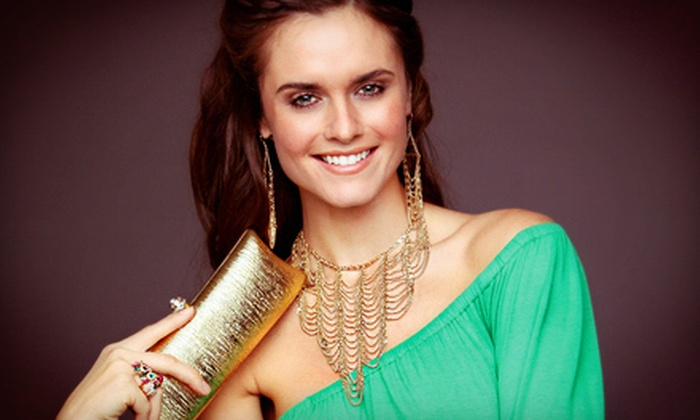 Sam Moon - Multiple Locations: $10 for $20 Worth of Jewelry, Handbags, and Accessories at Sam Moon