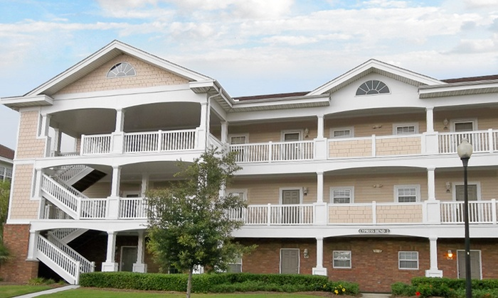Extended Stay America Myrtle Beach Sc