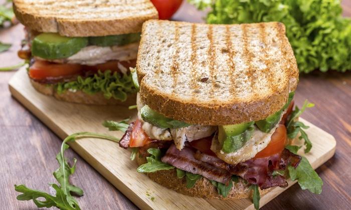 CJ's Gourmet Mobile Deli - Chesterfield: $13 for $20 Worth of lunch delivery at CJ's Gourmet Mobile Deli