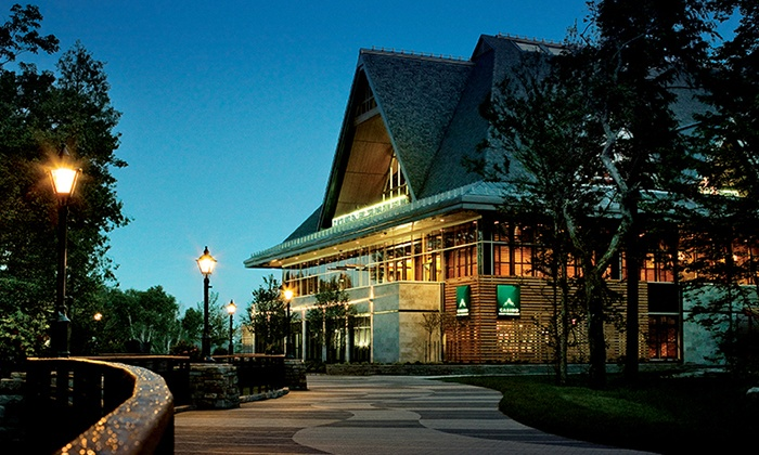 Fairmont Tremblant Deal Of The Day Groupon