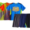 ASICS Boys' T-shirt and Short Sets