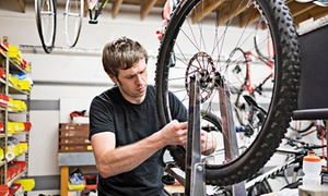 UK Cycle Centre: Bike Service at UK Cycle Centre (Up to 71% Off)