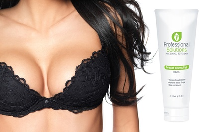 Professional Solutions Breast-Plumping Lotion