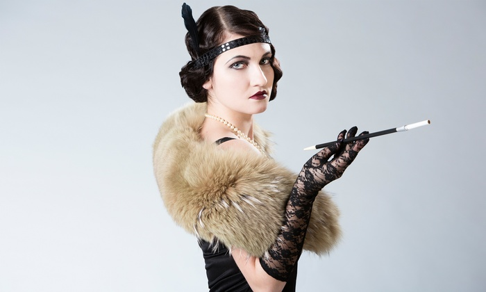Vintage Clothing & Textile Show - Burbank: Early or General Admission for Two or Four or Annual Pass to Vintage Clothing & Textile Show (Up to 56% Off)