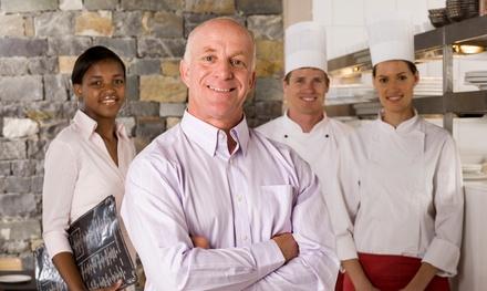 בית הספר הבינלאומי E Careers: קורס אונליין לניהול מסעדות ב 99 ₪ בלבד