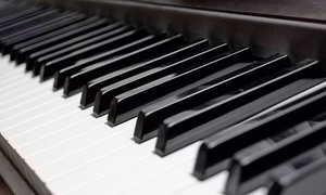 The Tavernacle Social Club: Dueling-Pianos Show for Four or Eight at The Tavernacle Social Club (40% Off)