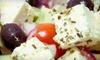 OOB Pera Mediterranean - Cincinnati: $10 for $20 Worth of Mediterranean Food for Dinner at Pera Mediterranean