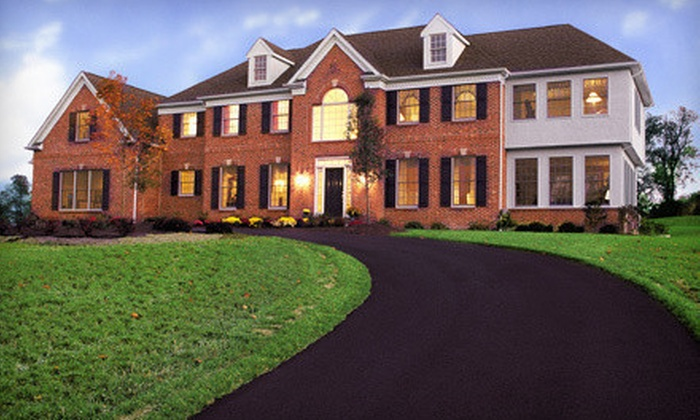 Sealcoat City Inc. - Detroit: Seal Coating for a Two-Car or Three-Car Driveway from Sealcoat City Inc. (Up to 52% Off)