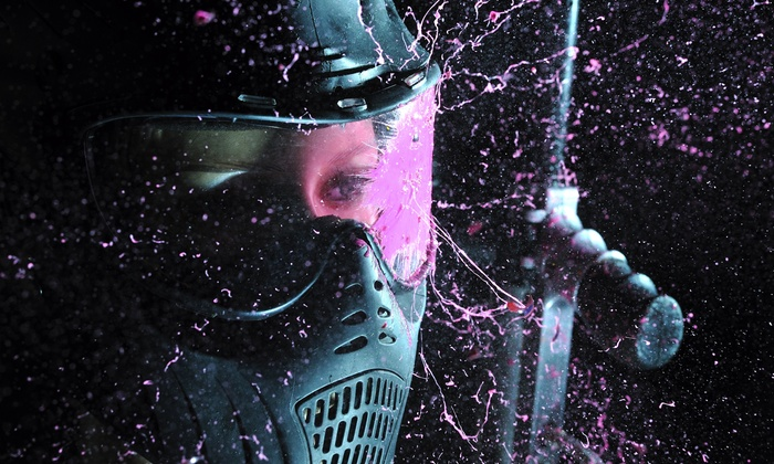 007 Paintball - Albuquerque: Paintball with Equipment Rental for 2, 4, 8, 12, or 20 at 007 Paintball (Up to 58% Off)