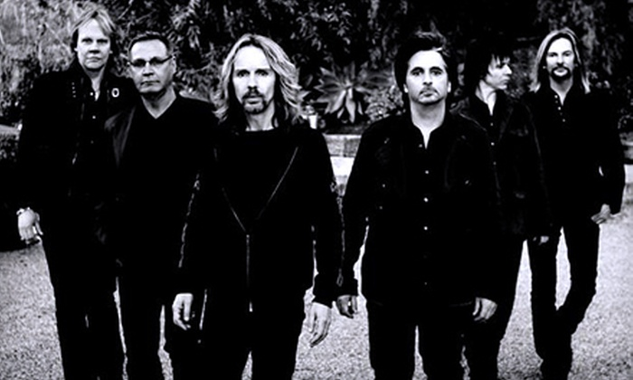 Styx - Panama City: $50 for a Styx Valentine's Concert for Two at Marina Civic Center on Friday, February 15, at 8 p.m. (Up to $105 Value)