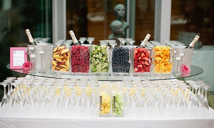 Brunch and Spa - Washington DC: Up to 50% Off Mimosa Bartending Services at Brunch and Spa