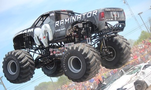 DIEHL Auto Monster Mania Monster Truck Show IV: Monster Truck Show on Saturday, October 10, at 1 p.m.