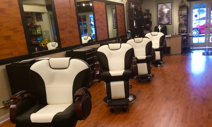 Cutters Cave Hair Studio - Kaneohe: $32 for a Cut, Blow-Dry, and Style with Hair-Repair Treatment at Cutters Cave Hair Studio ($65 Value)