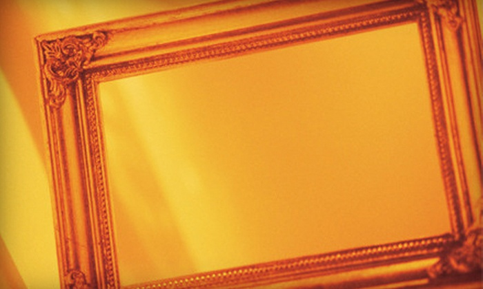 J. Reznik Studios - Midwood: $19 for $100 Worth of Custom Framing Services at J. Reznik Studios