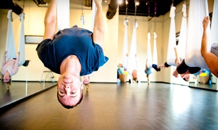 AntiGravity Austin - West Lake Hills: $18 for Two Anti-Gravity Yoga Classes at AntiGravity Austin ($36 Value)