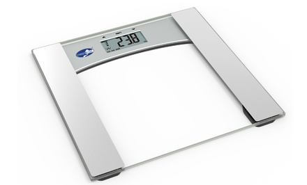 Uniqueware Body Fat Digital Glass Scale