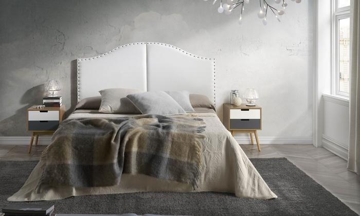 t te de lit romantique groupon shopping. Black Bedroom Furniture Sets. Home Design Ideas