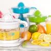 Dash Go Juice & Serve Electric Citrus Juicer