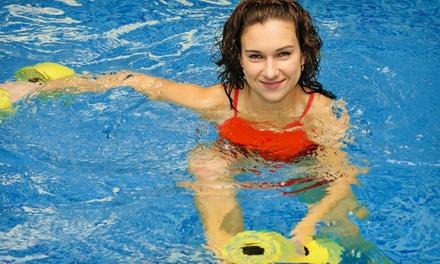 10 séances aquafitness avec accès à l'espace détente pour 1 personne à 89 € au centre Thalaform