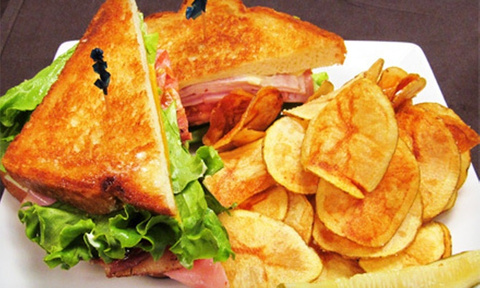 Zunum - Shenandoah: Bistro Cuisine and Drinks at Zunum (Up to 53% Off). Four Options Available.