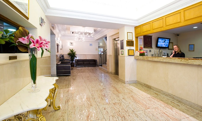 Groupon deals in london hotels