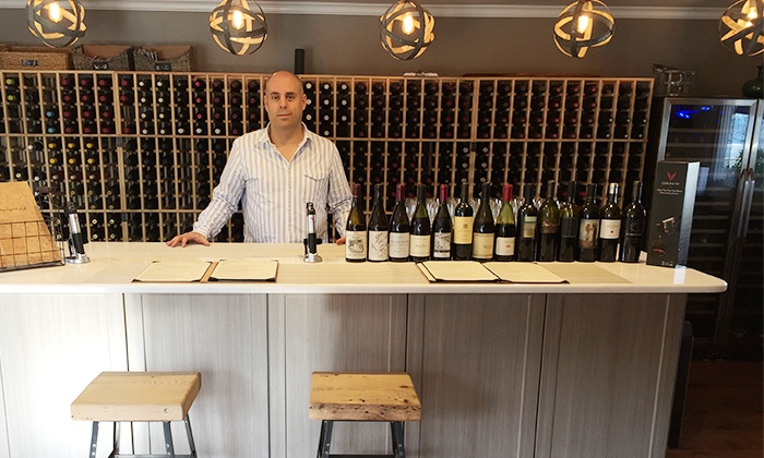 The Wine Special-List - Syosset: $30  for One-Hour Intro to the Master Vintners of the World Class from The Wine Special-List ($60 Value)