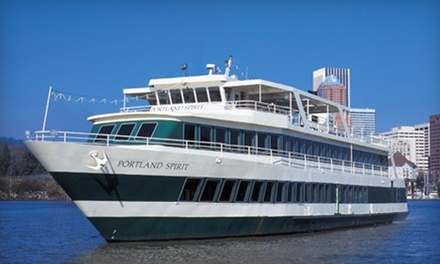 $12 for Radical '80s Dance Cruise from Portland Spirit Cruises ($24 Value)