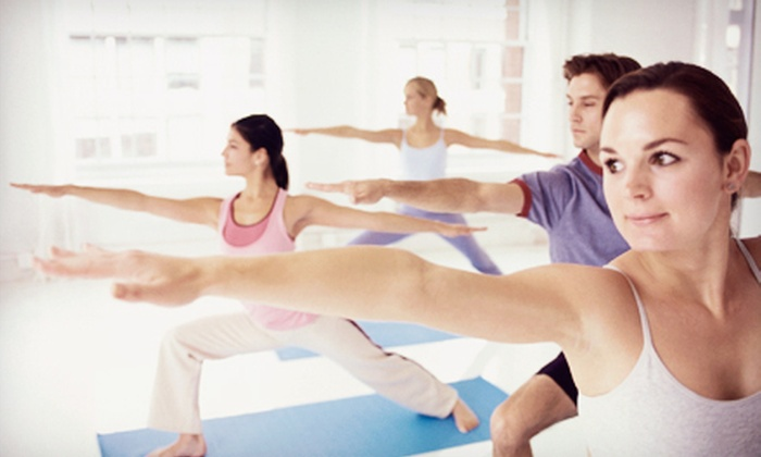 The Salt Cavern - Allwood: One or Three Salt-Cave Yoga Sessions at The Salt Cavern in Clifton (Up to 65% Off)