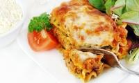 Italiaans buffet voor het hele gezin bij Lasagneria in Rijmenam