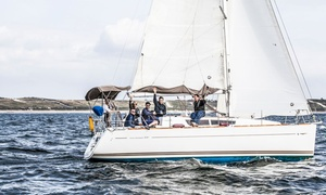 Marina Sailing: $199 for a One Day Sailing Certification Class from Marina Sailing ($395 Value)