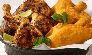 Pollo Campero: Latin American Fare and Drinks at Pollo Campero (Up to 50% Off). Two Options Available.
