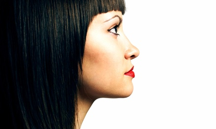 Hairstyling Services at Salon Pure (Up to 66% Off). Four Options Available.