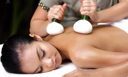 75-minute Pamper Package for One ($59) or Two People ($118) at Oracle Thai Massage and Day Spa (Up to $250 Value)