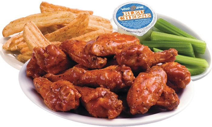 Wing Zone - Gresham: $14 for $20 Worth of American Food at Wing Zone