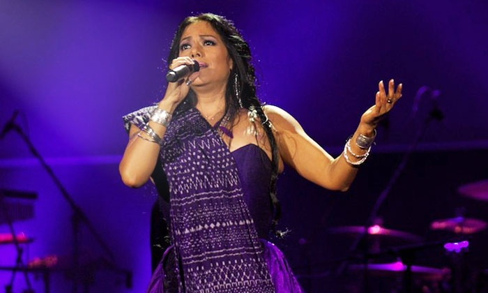 Lila Downs - Montalvo Garden Theatre: Lila Downs at Montalvo Garden Theatre on August 13 at 7:30 p.m. (Up to 52% Off)