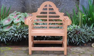 Windsor Teak Furniture: $999 Worth of Outdoor Furniture from Windsor Teak Furniture