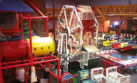 $50 Groupon to Joker's Family Fun and Games - Joker's Family Fun and Games in Portland